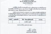 ผลการเลือกตั้งนายกเทศมนตรีตำบลแว้ง จังหวัดนราธิวาส